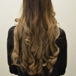 Feedback Kundin Haarverlängerung