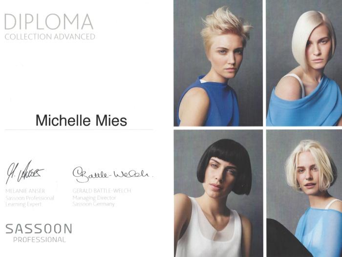 Fortbildung Michelle Mies sassoon