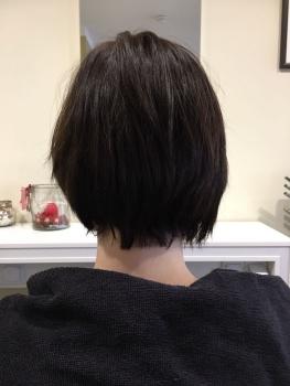 Haarverlängerung Kundin Langenfeld vorher