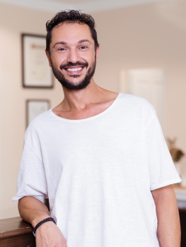 Hairstylist Leverkusen - Vangelis Zangelidis