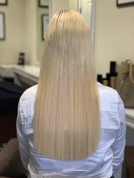 Haarverlängerung Burscheid nachher