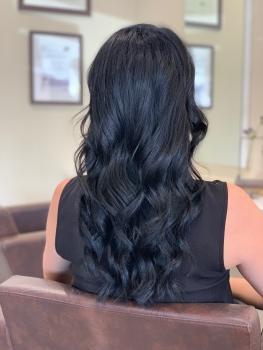 Haarverlängerungen Odenthal nachher