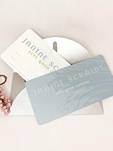 Friseurgutschein Janine Schmidt HAIR DESIGN online kaufen
