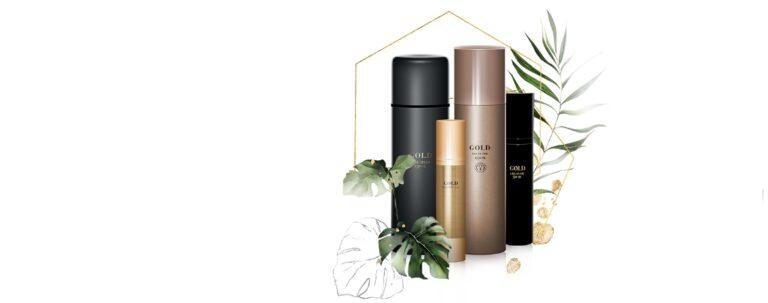 Haarpflegeprodukte von Gold Haircare online kaufen